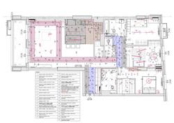 Ceiling / Lighting plan