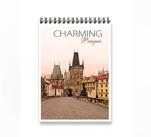 წიგნაკი - CHARMING - Prague
