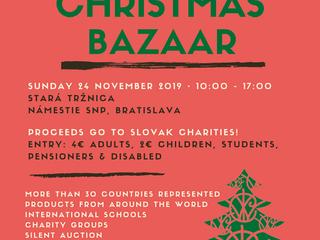 CHARITY CHRISTMAS  BAZAAR