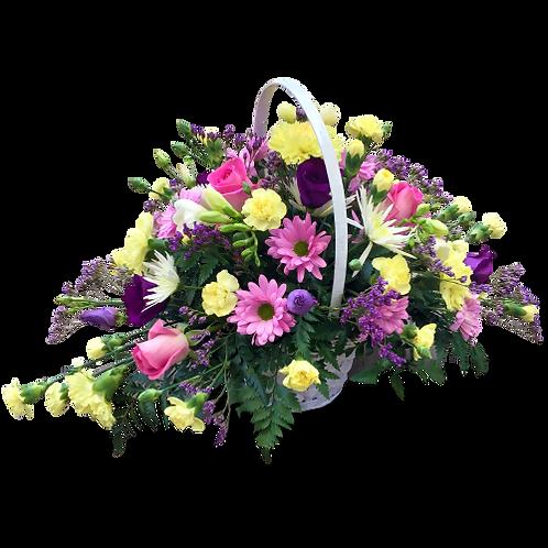 Basket Bouquet 03 (Local / Basket03)