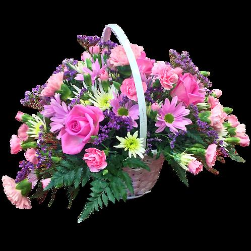 Basket Bouquet 01 (Local / Basket01)