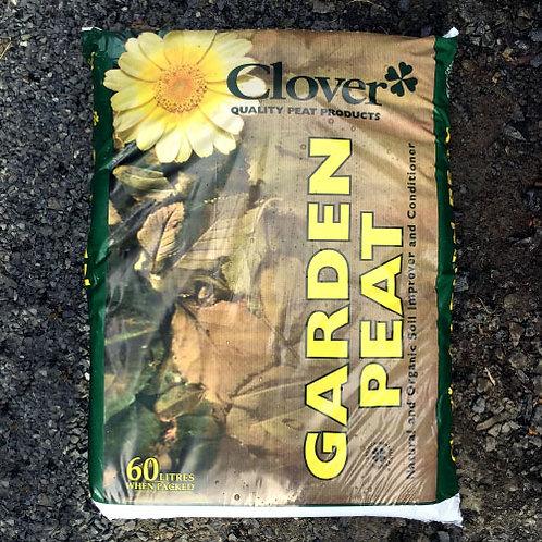 Clover Garden Peat 60Litres