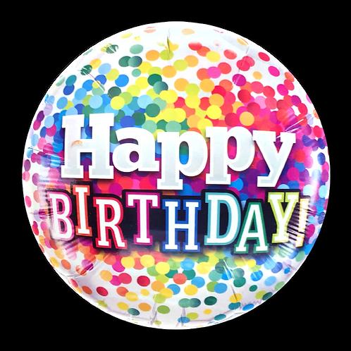 Happy Birthday (Style 3)