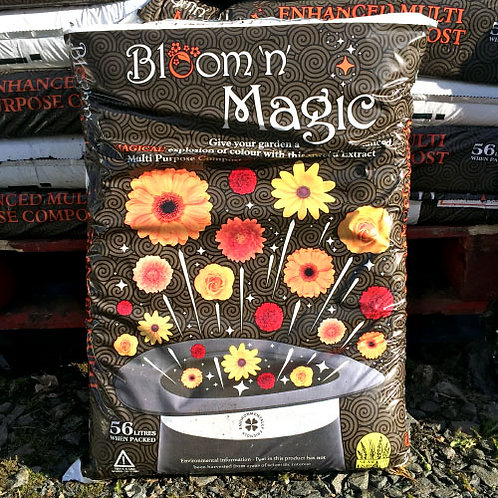 Bloom'n'Magic Multi-Purpose Compost 56Litres