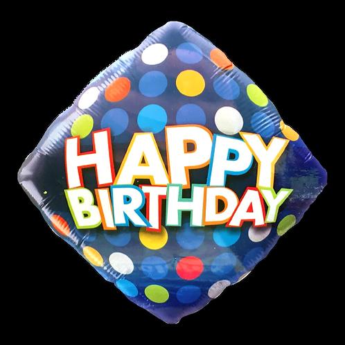 Happy Birthday (Style 4)