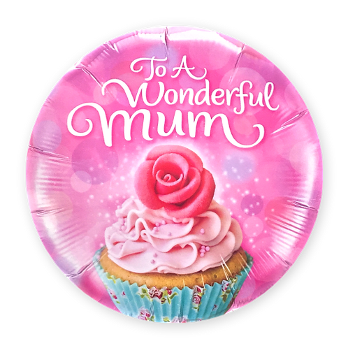 To A Wonderful Mum
