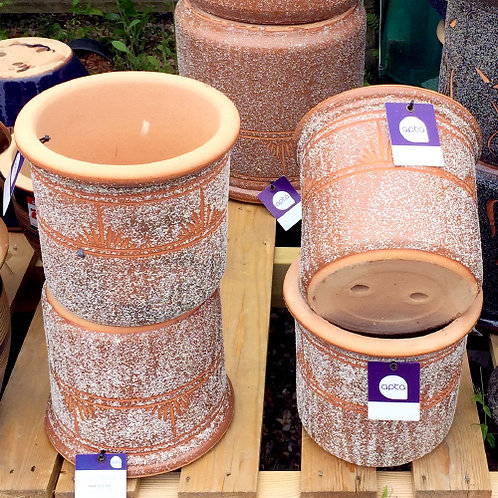 Cylindrical Pot Style 2