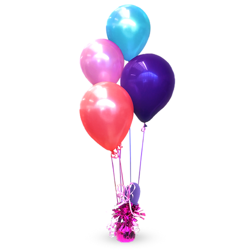 Premium Weight with Balloon Set