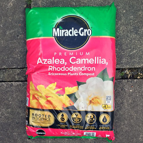Miracle Gro Ericaceous Compost