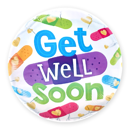 Get Well Soon (Style 2)