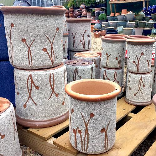 Savanna Cylinder Pot