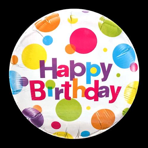 Happy Birthday (Style 2)