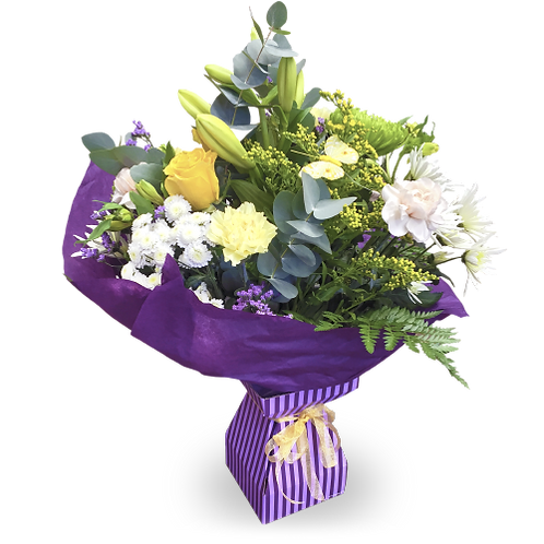 Waterbox Bouquet 01 (Local / BQBOX01)