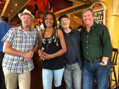 The Bluesbury Group with Gemma Anderson