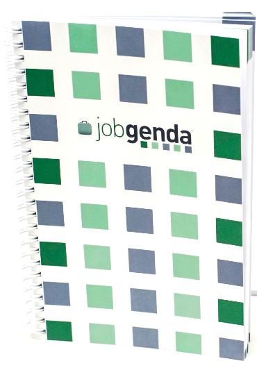 jobgenda planner-organizer