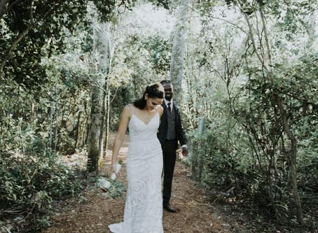 Roseleny + Tarvoris Secret Woods Wedding