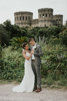 St Augustine Elopement Jessika and Tyler