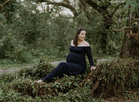 Florida Woods Maternity