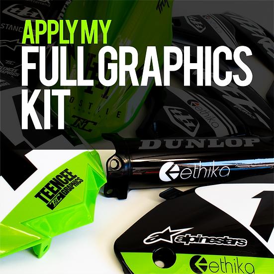 Application - Full Kit