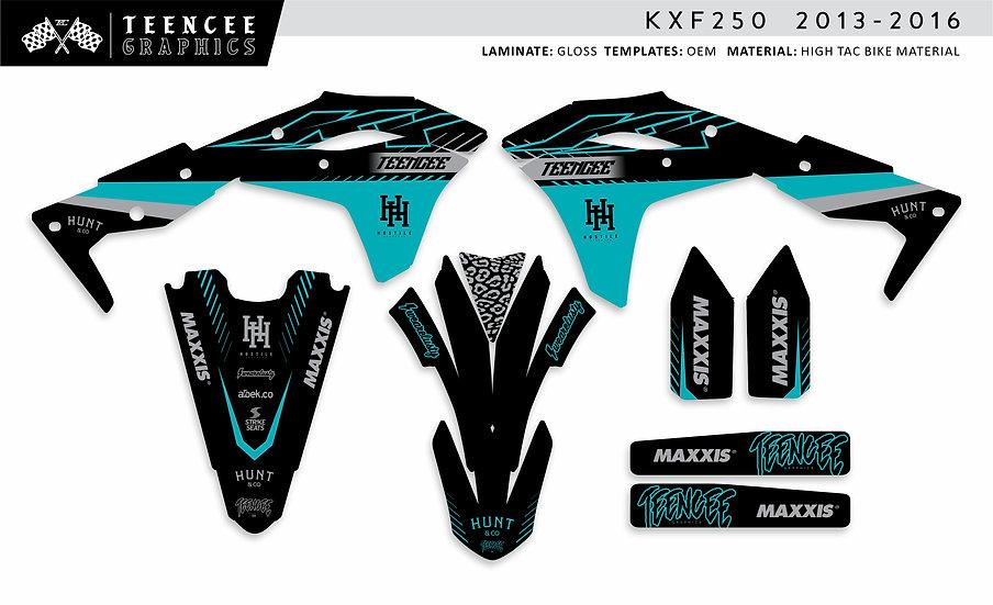 KXF250 2013-2016
