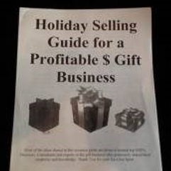 Holiday Selling Guide