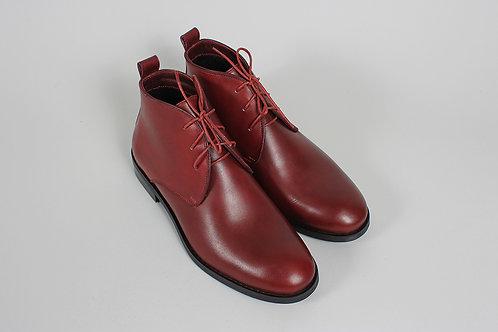 обувь чукки красные