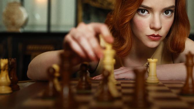 O Gambito da Rainha (Netflix)