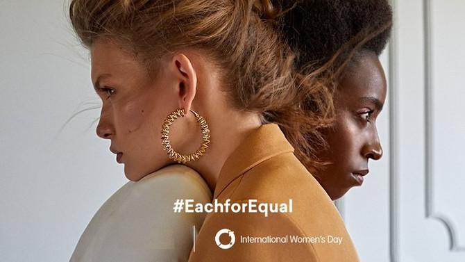 Vamos todos ser cada um por igual! #EachforEqual