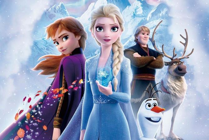 Rumo ao Desconhecido - Frozen 2