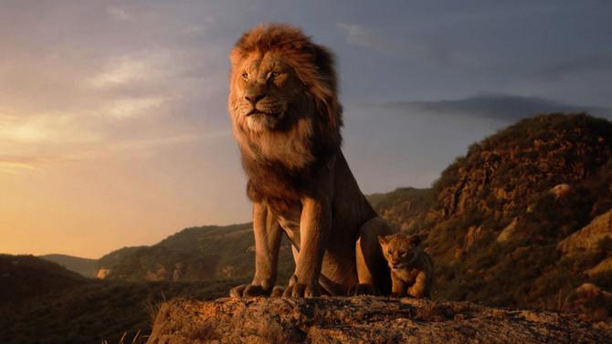 Rei Leão - Lições de Liderança e Motivação