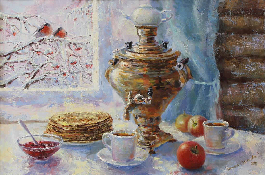 Масленица. Екатерина Тютина Зайкова