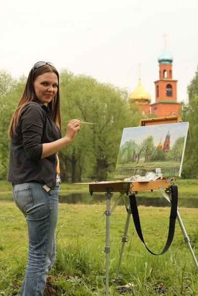 Екатерина Тютина-Зайкова