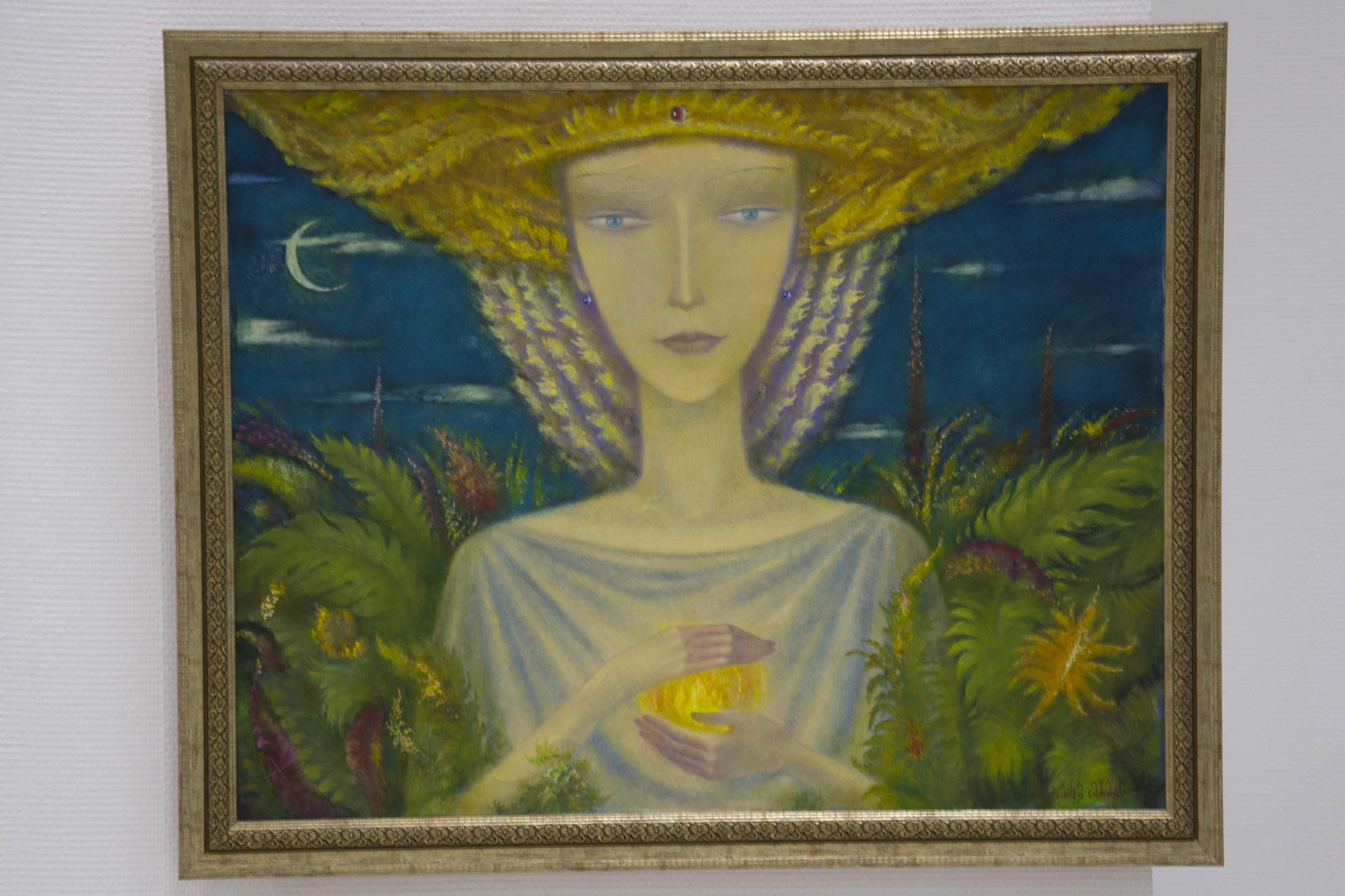 Флора - богиня растений