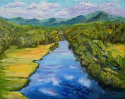 Река Серга_лето