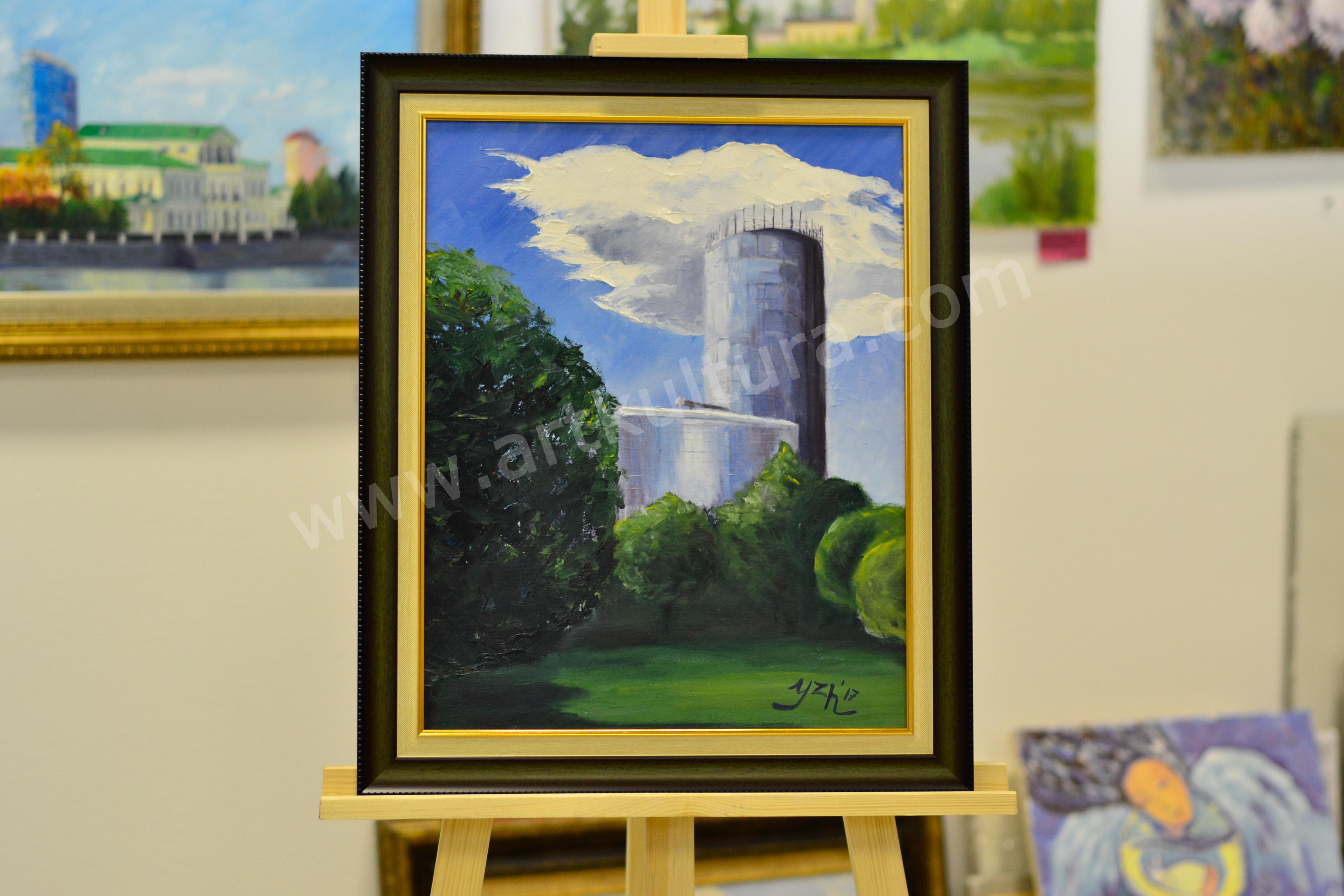Башня Исеть_Yulia Zharkova