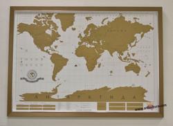 Срейч-карта мира