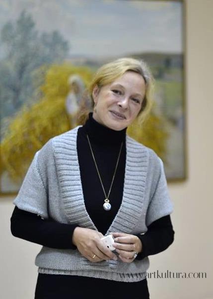 Ольга Алиева. Художник