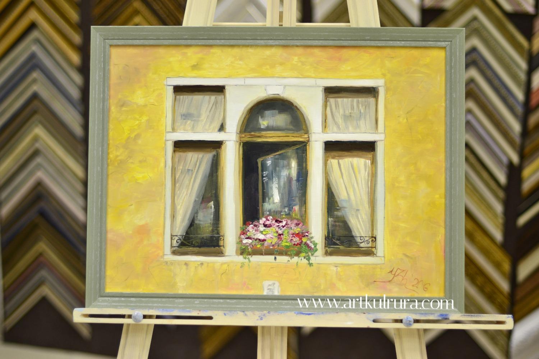 _Окно в Венеции_