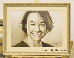 Портрет на заказ в Екатеринбурге