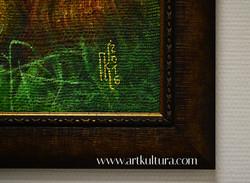 Фактурный багет для картин