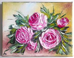 """""""Утренние розы"""""""