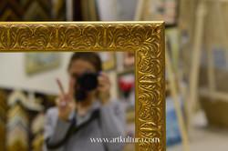 Красивое зеркало для интерьера