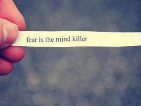 Feeling Fear