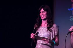 Angela Peters TweetFest host