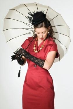 Angela Petersold fashioned shot
