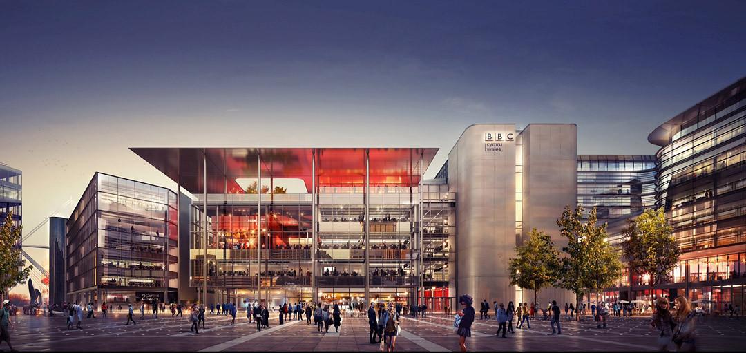 BBC Wales Central Square _ Milestone Con