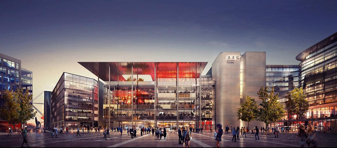 BBC Wales Central Square