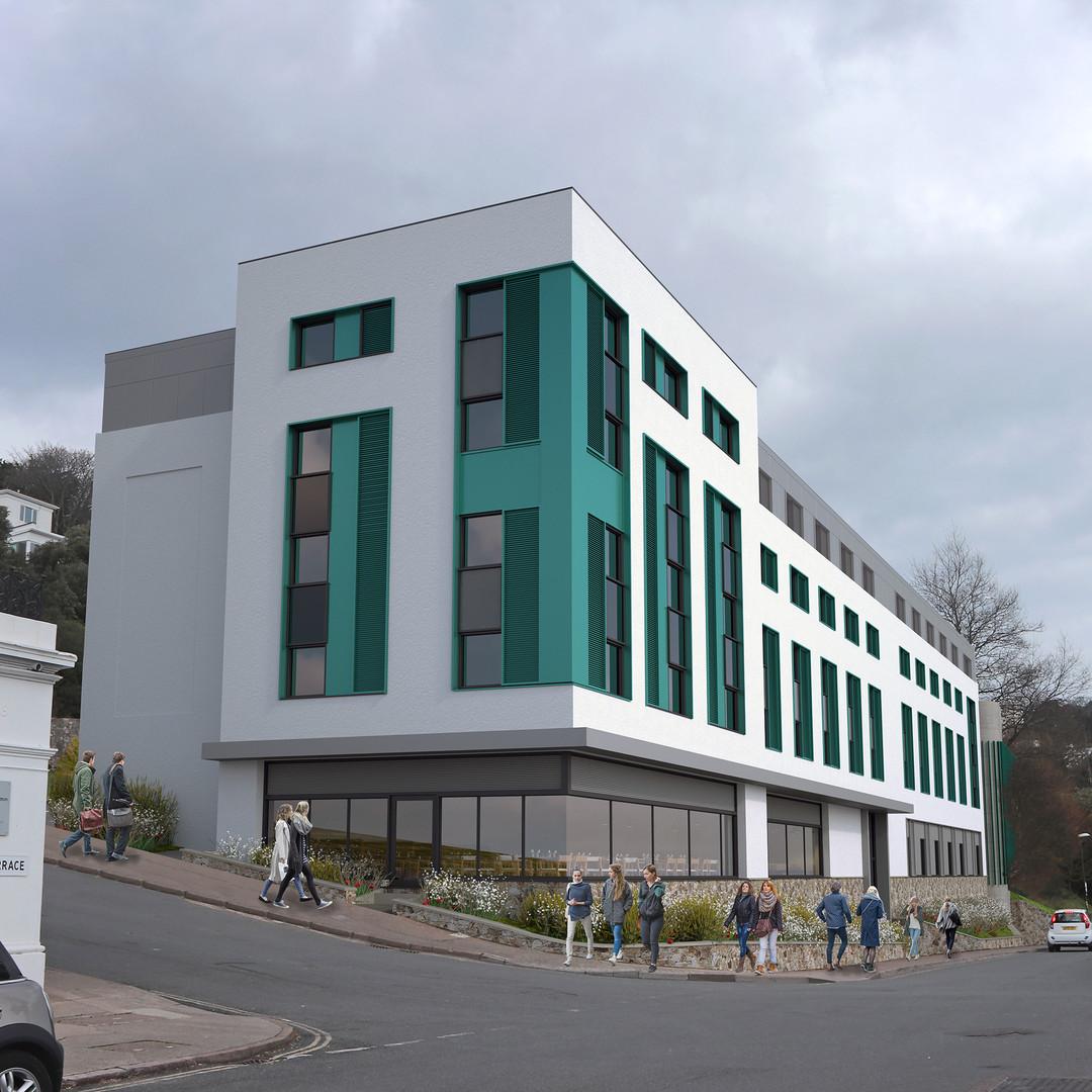 Premier Inn, Torquay _ Milestone Constru