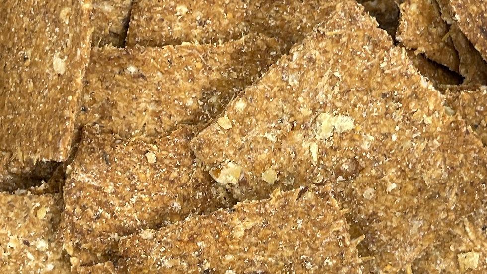 Cracker figue et noix bio