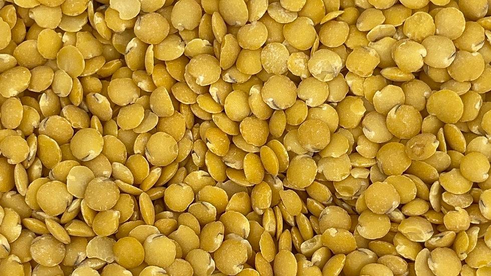 Lentille jaune